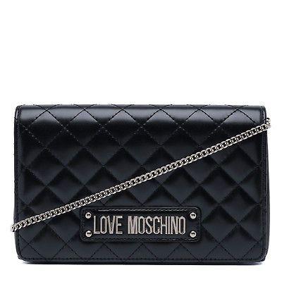 20a59db746 Borsa Love Moschino JC4118PP17LA0000 nero | Borse | Bags, Shoulder ...