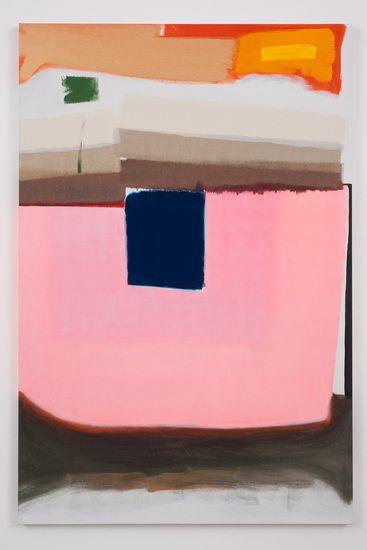 "Monique van Genderen, ""Untitled"", 2011, Oil on canvas, 72"" x 48"""