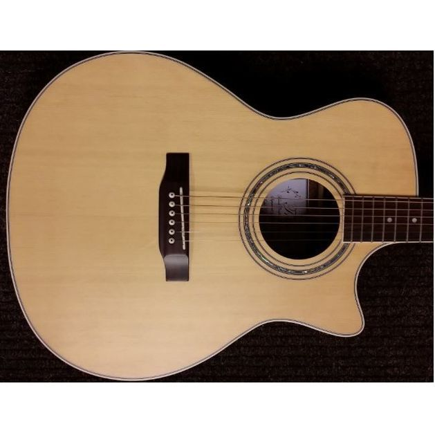 Tribe AC-01C, acoustic cutaway 2015 Natural Satin neu kaufen   Bandist