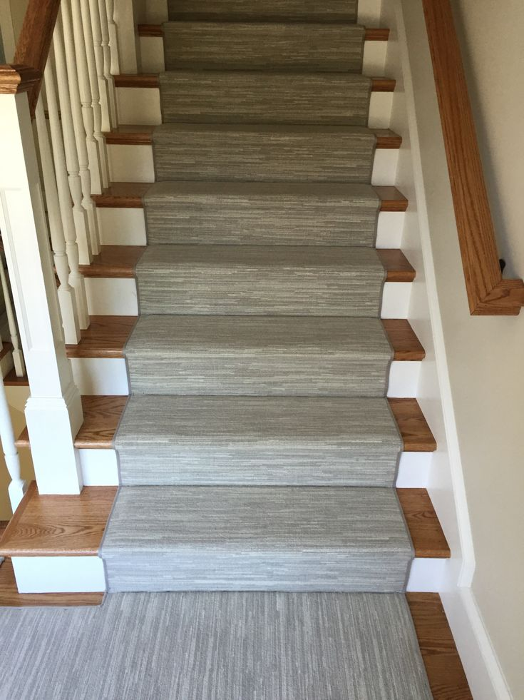 1000 Images About Stria Pattern Stair Runners On