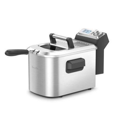 Breville® the Smart Fryer™ 4 Qt. Deep Fryer with 7 Cooking Presets, and Timer - Sears | Sears Canada