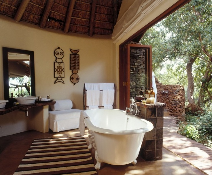 Makanyane Lodge South Africa.