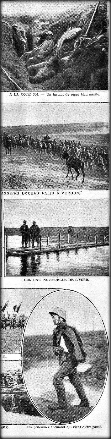 WWI, 30 Sept 1917, Le Petit Journal