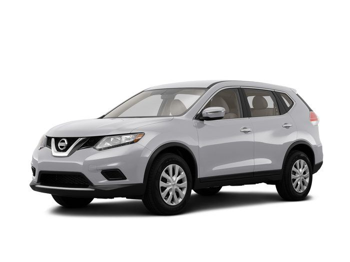 2015 Nissan Rogue Information