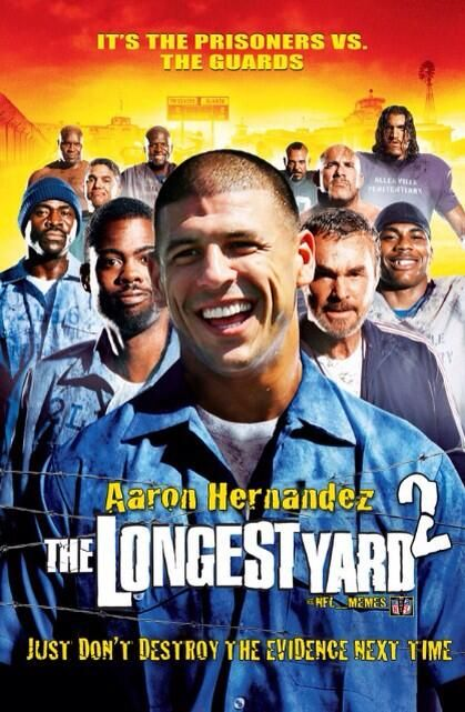 Twitter / NFL_Memes: The Longest Yard 2 staring ...