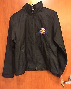 ☀NEW☀MACY'S THANKSGIVING DAY PARADE BLACK POLYESTER JACKET LADIES ENDEAVOR S    eBay