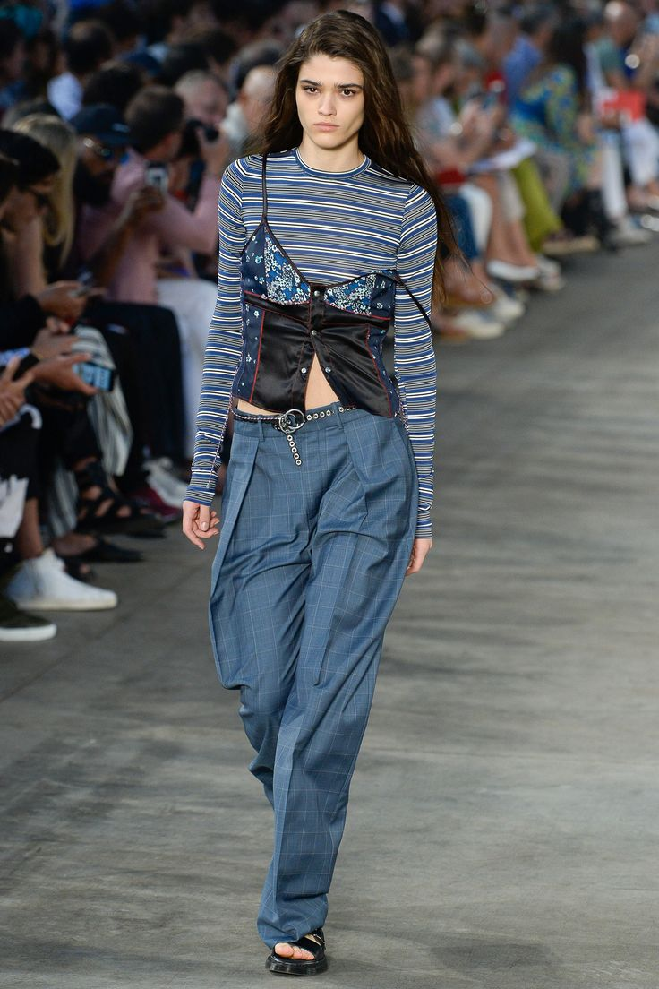 Diesel Black Gold Spring 2018 Menswear Fashion Show Collection
