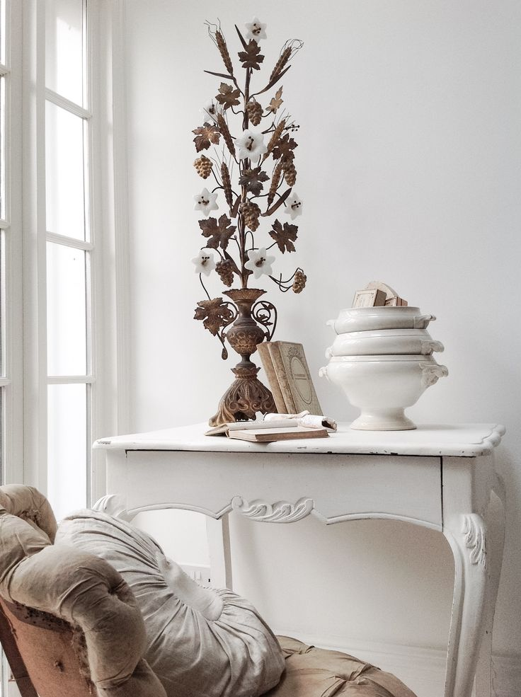 French candelabra and tureens