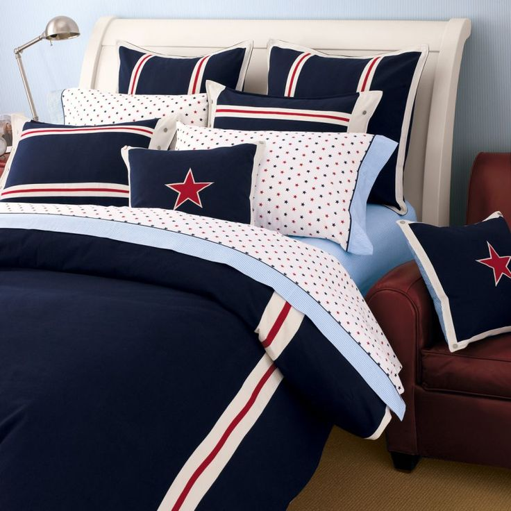 tommy hilfiger comforter all american classics collection twin navy find this pin and more on bedding sets