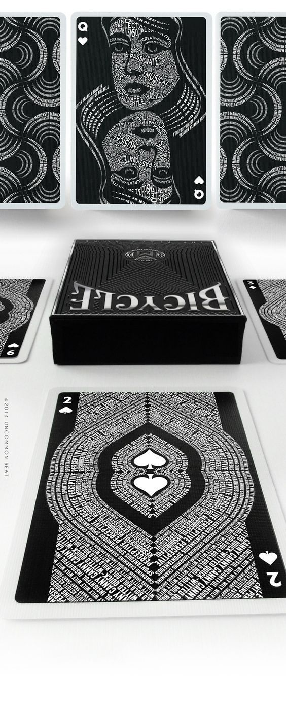 328 best cards images on pinterest decks draw and drawings uspcc printed the black book manifesto playing card deck by uncommon beat kickstarter magicingreecefo Gallery