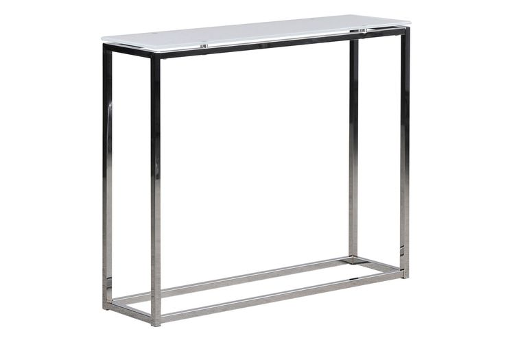 Shane White Console Table  $130  living spaces