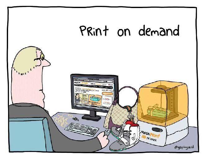 3D Printing, 3 Boyutlu Baskı teknolojisi hızla ilerliyor... Yemek Basan Printer (Video)