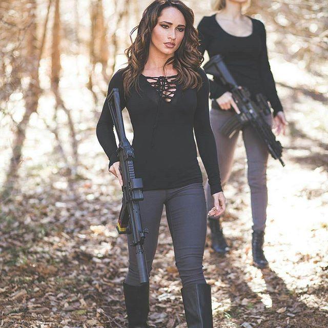 This beautiful chicka and I @Regrann from @chris_k_photo -  Don't piss these two off @cheyennemykel_model @kimberlymatte @dakotatactical @hecklerandkoch #secondamendment #2a #pewpewlife #pewpew #gunlife #igmilitia #molonlabe #bangbang #sickguns #gunchannels #9mm #girlswithguns #girlswhoshoot #gunday #rifles #lightbender #girlsthatshoot #gunart #fitgirls #ar15 #hk416 #michiganmodel #gunday #michiganphotographer #nfa #556 #223 #fullauto #gungirl #sbr #weaponsdaily