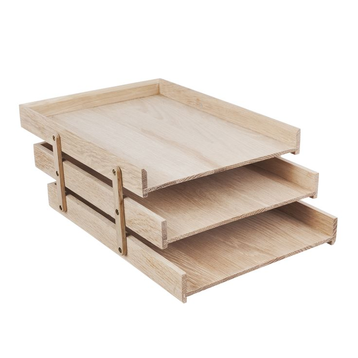 Archivador folios madera