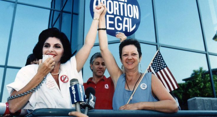 'Jane Roe' of Roe v. Wade Dies at 69–But Here's the Surprising Change of Heart You Didn't Know About