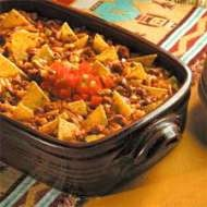 Weight Watchers Healthy Taco Casserole -- 7 pts.+