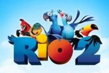 """Rio: 2 - Movie Trailer - Hindi Presenting movie trailer titled """"Rio: 2"""" .RIO 2 also features new Brazilian artists and original music by Janelle Monae and Wondaland. Watch more Movie Trailers at uitvconnect."""