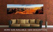 Wall Art Canvas Print Picture Grand Canyon Panoramic View-Unframed