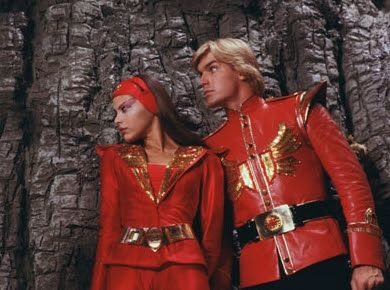 Flash gordon (1980) — some quotes – guntner dot com, Sure, flash gordon was a campy movie in a lot of ways.