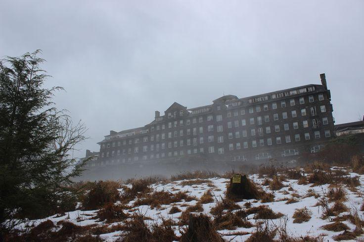 Pocono's abandoned inn