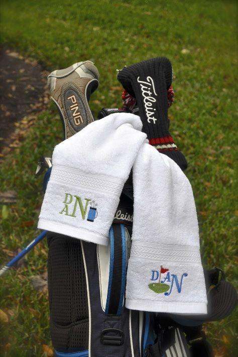 Mini Golf Embroidery Designs...so cute!