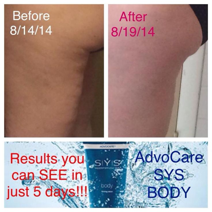 That's just 5 days. Take the 14 day AdvoCare skin care challenge. https://www.advocare.com/140129659