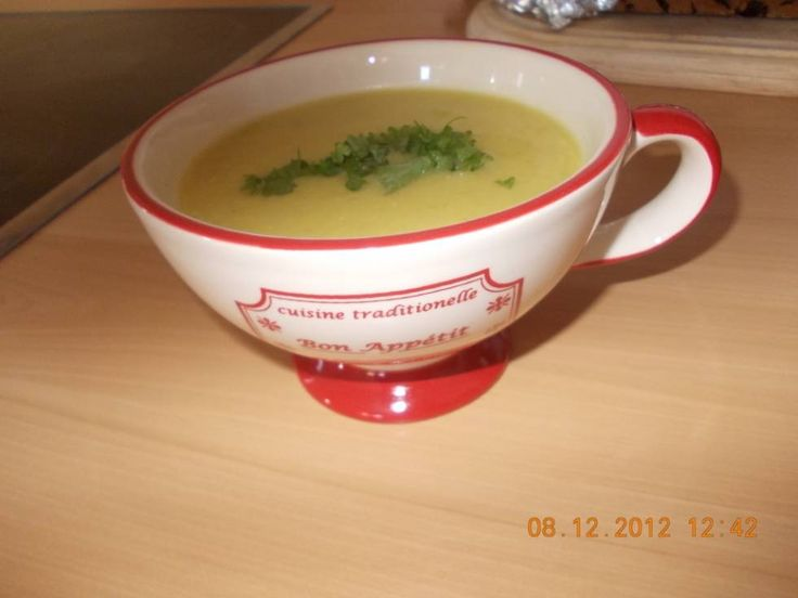 Pastinaak, Citroen En Gember Soep recept   Smulweb.nl