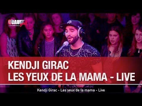 Kendji Girac - Les yeux de la mama - YouTube