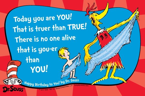 42 Best Images About Suess-isms On Pinterest