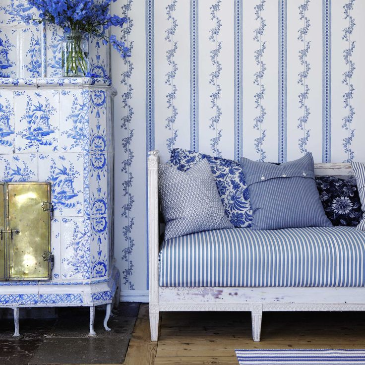 Wallpaper from our collection Boråstapeter Karlslund