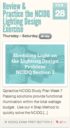 NCIDQ Exam | Requirements | Interior Design Certification