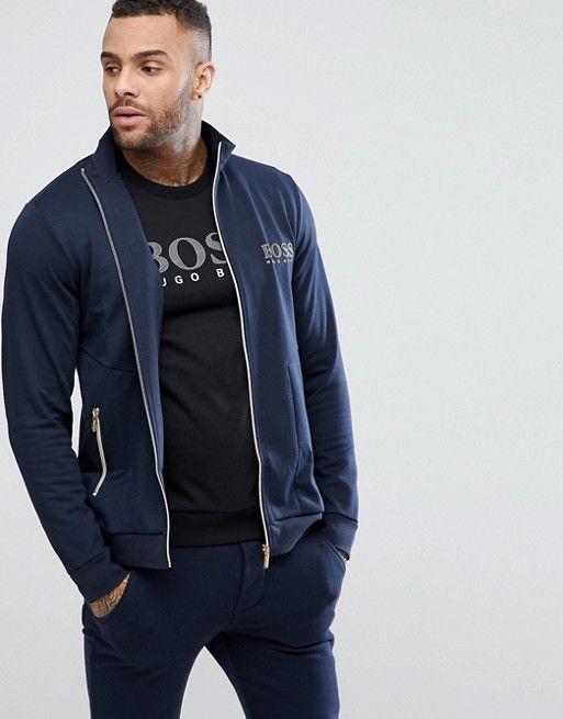 BOSS By Hugo Boss Tracksuit Zip Thru Jacket