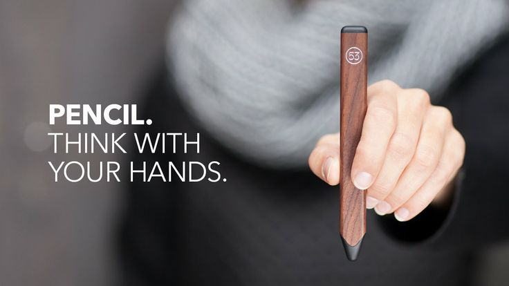 [VIDEO] Meet Pencil: The Best iPad Stylus Yet, From the Makers of 'Paper'; $50/$60