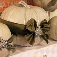 I had so many orange pumpkins left after Halloween... (But they didn't… :: Hometalk