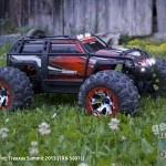 Traxxas SUMMIT mit LED Lightbar #5684 am Dach