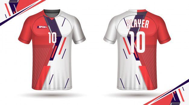 Download Soccer Jersey Template Sport T Shirt Design Sports Tshirt Designs Sport T Shirt Sports Jersey Design
