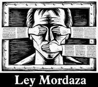 El Gobierno prepara los bozales para acallar a España con la Ley Mordaza