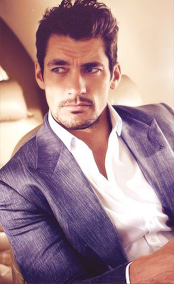 David Gandy - my Gideon Cross <> Gandy is my Gabriel - Henry Cavill is my Gideon :)