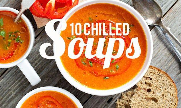 10 zuppe fredde per l'estate | Honest Cooking Italia