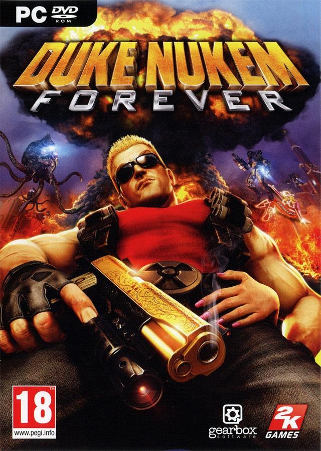 Duke Nukem Forever PC Jeux de xbox 360, Jeux de ps3 et