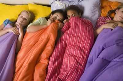 Girl Sleepover Party Ideas