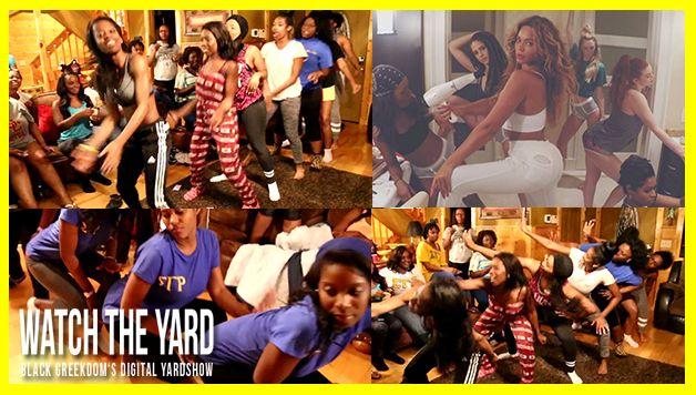 Pure Cuteness: Savannah State SGRho's Remake Beyoncé 711 Video