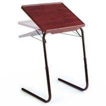 Buy Laptop Table For Bed Online India - Wooden Laptop Table - myiconichome