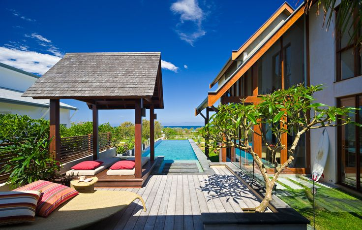Balinese Beach House Kingscliff