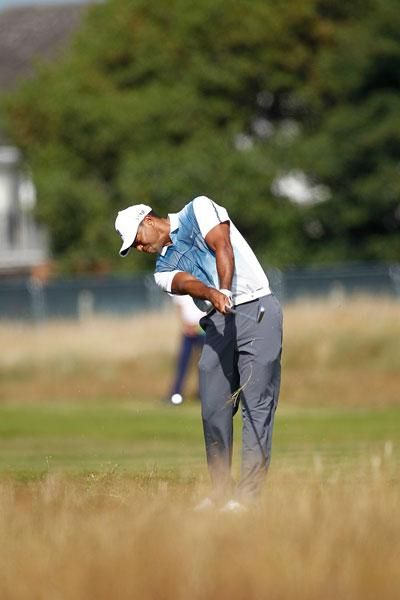 Tiger Woods Opens With -3 Under 69 During First Round Play At The 2014 British Open. #Golf.com