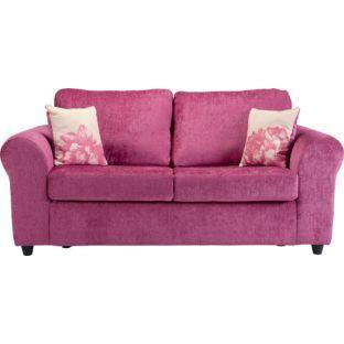 Buy Tiana Sofa Bed - Fuchsia at Argos.co.uk