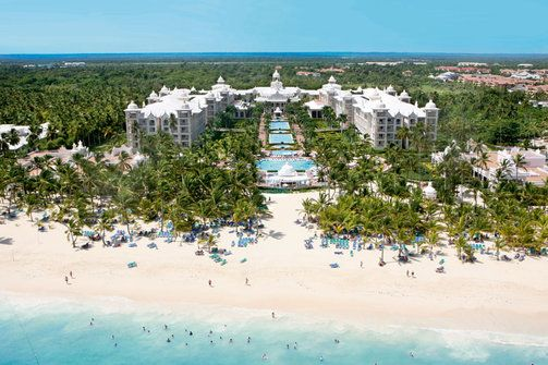 All inclusive paradise... Riu Palace Punta Cana, Dominican Republic