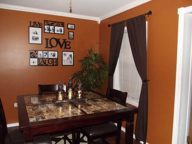The 25+ Best Burnt Orange Paint Ideas On Pinterest   Orange Home Office  Paint, Burnt Orange Color And Burnt Orange Kitchen