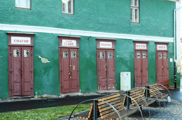 5 in 1 in Sibiu.