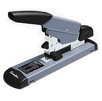 Swingline - Heavy-Duty Stapler, 160-Sheet Capacity - Black/Gray